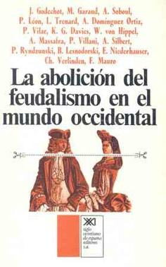 La abolición del feudalismo en el mundo occidental