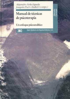 Manual de técnicas de psicoterapia